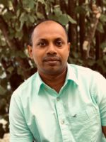 Amir Hossain : Elevassistent på individuella programmet